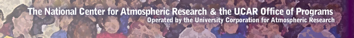 The National Center for Atmospheric Research | UCAR | UOP